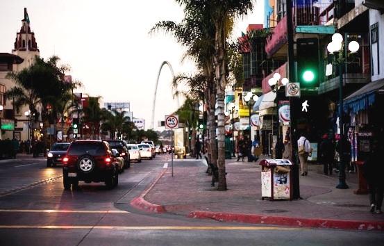 Travel to Tijuana
